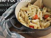 One-Pot Pasta, Zucchine Pomodorini