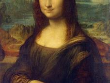 Gioconda, fanciulla celebre della storia dell'arte