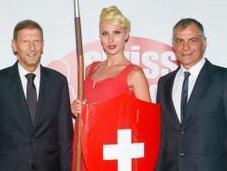eleganza della Moda Svizzera sfila successo nella Roma Imperiale