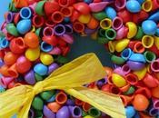 Ghirlanda palloncini miniatura