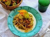 Fresine Fiori Zucca, Colatura Alici Fonduta Burrata