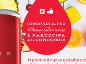 SMEG lancia contest scatta #momentobenessere
