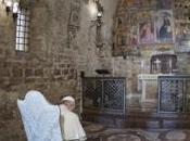 Papa Francesco alla Porziuncola: confessionale festa della riconciliazione