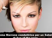 Emma Marrone conduttrice giorno: presenterà puntata pops