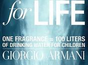 Iniziativa Acqua Life Giorgio Armani Green Cross International