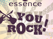 Anteprima: Essence Rock! trend edition (Limited Edition)