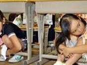 Chiuse 7.000 scuole Giappone