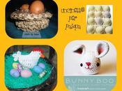 Uncinetto: idee Pasqua