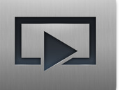 l'applicazione AirFrame abilita streaming foto video iDevice l'altro