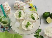 Gelato Mojito senza gelatiera (facile veloce)