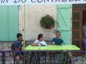 Francia bici l'abbazia sembra arredata carta parati