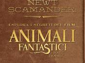 COVER REVEAL valigia Newt Scamander: Esplora segreti film Animali Fantastici dove trovarli