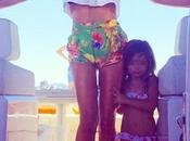Claudia Galanti vacanza: troppo magra Photoshop?