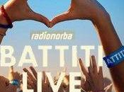 Battiti Live Matera agosto 2016 Superospite internazionale