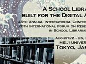 AGENDA: Conferenza annuale internazionale IASL (Tokyo, 22-26 agosto 2016)