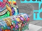 Seduta pagine Pride Prejudice! panchine letterarie Londra (estate 2014)