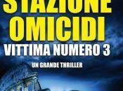 Anteprima: Stazione omicidi. Vittima numero Massimo Lugli