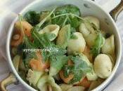 #VEGGYME Insalata orecchiette avocado melone