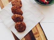 Come fare buon falafel polpette ceci senza glutine uova