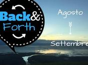 Back&Forth: Agosto Settembre