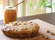 Pagnotta rustica_miele,yogurt,noci uvetta cotta fornetto estense