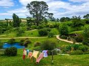 Signore degli Anelli Location film, Isola Nord, Nuova Zelanda