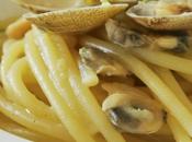 Spaghettoni alle vongole zenzero lime