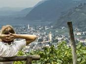 Meditare labirinto verde: Giardino Kränzelhof, Cermes, Alto Adige