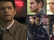 SPOILER Arrow, Supernatural, Bones, Brooklyn Gotham, OUAT, #OneChicago Legends