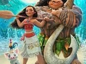 poster ufficiale Moana della Disney