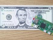 Raspberry Zero: futuro economico computer