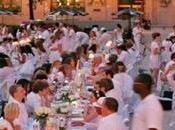 Cena Bianco Piazza Valentino Torio (SA)
