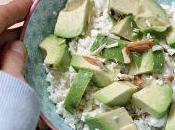 #VEGGYME Couscous cavolfiore mandorle avocado