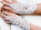 guanti sposa classico senza tempo