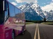 Viaggi autobus B&B: turismo diventa slow
