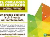 Digital Award Coraggio Innovare 2016