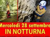 Speleologi notte Marostica (VI). Escursione vuole avvicinarsi alla speleologia