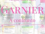 Acque micellari Garnier confronto