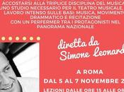 Seminario formazione Simone Leonardi presso TeatroSenzaTempo