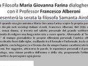 Spazio Tadini Francesco Alberoni l'autrice Dialogo ottimista