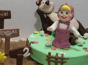Torta Orso Masha