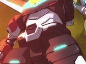 Prime immagini della seconda stagione Voltron