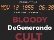 BLOODY DeGenerando CULT Capitolo Sci-Fi