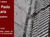 """7-21 ottobre 2016 """"Made Quadraro"""" rassegna """"Studio Medina incontra artisti"""""""