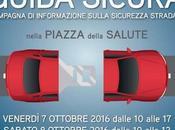"""ottobre 2016 """"Guida sicura Piazza della Salute"""" presso giardini Vittorio"""