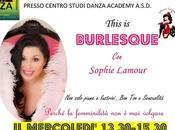 Accademia Burlesque Chiavari!
