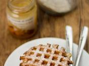 Waffle Croccanti profumati alla Vaniglia Limone