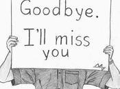 Questo addio...