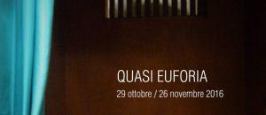 QUASI EUFORIA FRANCESCO LAURETTA, ottobre 2016, Visual Livorno #savethedate #arte #vernissage [#mostre]