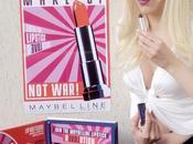 Maybelline York Color Sensational Loaded Bolds